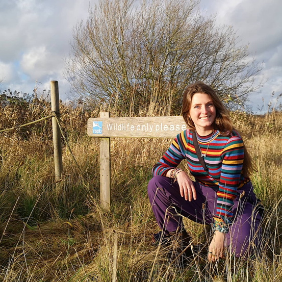 Brush up on your Birdsong with Lucy Hodson